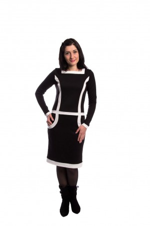 Meggi: Платье-1 3042-1 - главное фото
