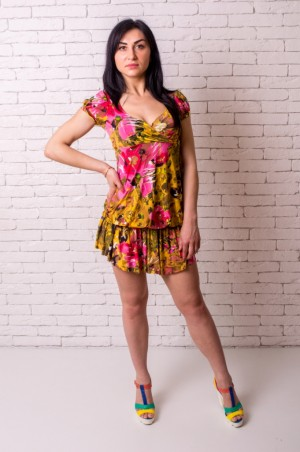 Losinelli: Платье-туника модель № 1 В00121 - главное фото