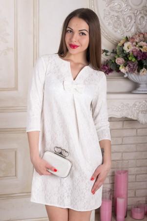 Larionoff: Платье Флоренция гипюр - главное фото