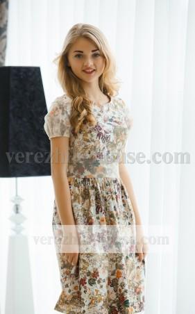 Verezhik House: Платье 669 - главное фото