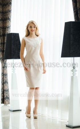 Verezhik House: Платье 525 - главное фото
