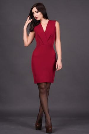 Tales: Стильное офисное платье Florence pkfe070 - главное фото