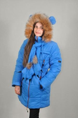 Leader Class Plus: Пальто Ушки 1459 - главное фото