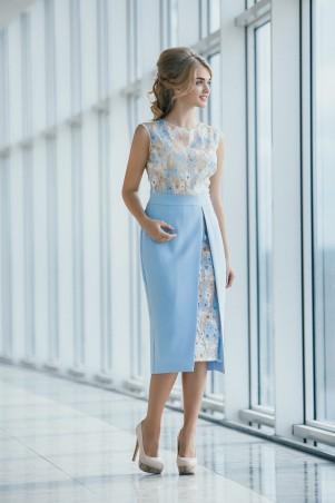 Verezhik House: Платье 833 - главное фото