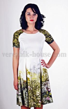 Verezhik House: Платье 660 - главное фото
