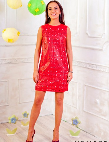 VOKARI: Платье 1507 - главное фото