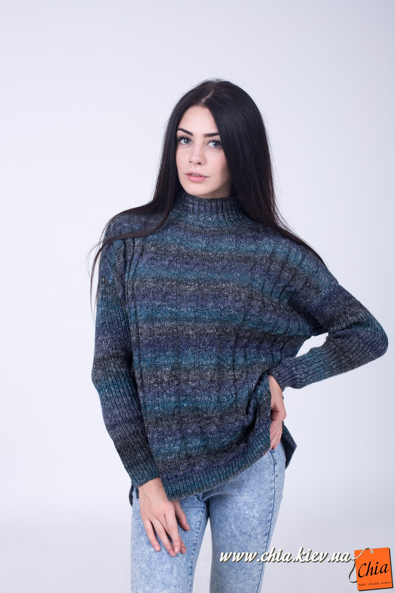 Купить Мужской Пуловер Большого Размера