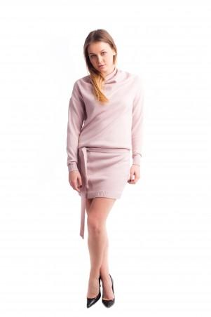 Bakhur: Платье с поясом 3053 - главное фото