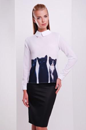Glem: Блуза Котики  Милина д/р - главное фото