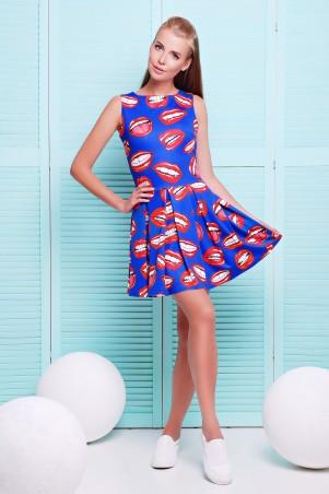Glem: Платье Губы  Мия-1 б/р - главное фото
