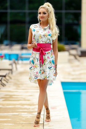 Medini Original: Платье-блуза Николь A - главное фото