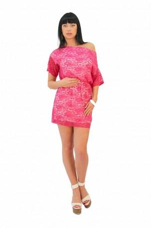 Vision FS: Гипюровое платье короткое 793 - главное фото