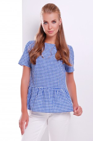 MarSe: Блуза 1614 синий - главное фото