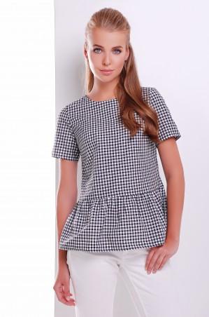 MarSe: Блуза 1614 черный - главное фото