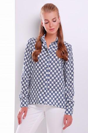 MarSe: Блуза 1615 решетка - главное фото