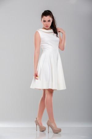 Ляпота: Платье белое 1027 - главное фото
