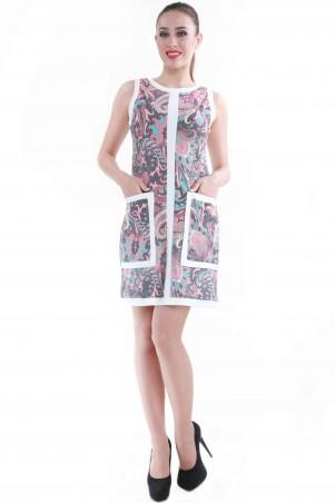 Alpama: Платье SO-13047-PCM - главное фото