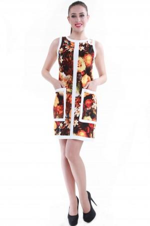 Alpama: Платье SO-13047-FLW - главное фото