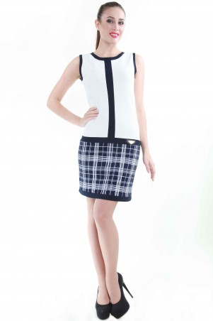Alpama: Платье SO-13044-BLU - главное фото