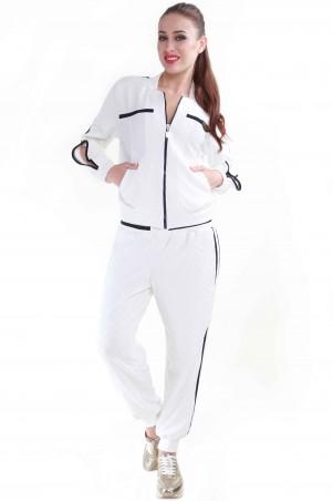 Alpama: Костюм спортивный белый SO-13065-WHT SO-13065-WNT - главное фото