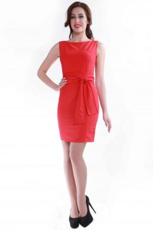 Alpama: Платье красное SO-13054-RED SO-13054-RED - главное фото