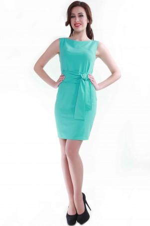 Alpama: Платье мята SO-13054-MNT SO-13054-MNT - главное фото