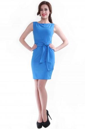 Alpama: Платье голубое SO-13054-CYP SO-13054-CYP - главное фото