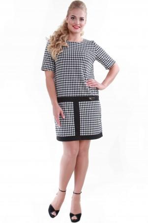 Alpama: Платье SO-13048-BLK - главное фото