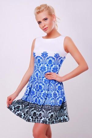 Glem: Платье Дамаск мелкий  Мия-1 б/р - главное фото