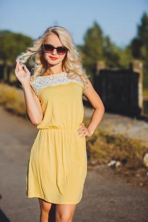 BIBI-Brand: Платье Сюзи желтый - главное фото