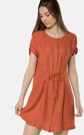 MR520 Women: Платье - мини MR 229 2139 0216 Burnt Orange - главное фото