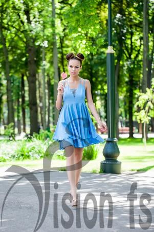 Vision FS: Сарафан Крошка 16506 - главное фото