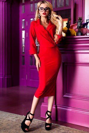 Jadone Fashion: Платье Консуэла М1 - главное фото