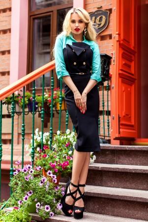 Jadone Fashion: Платье Фике М2 - главное фото