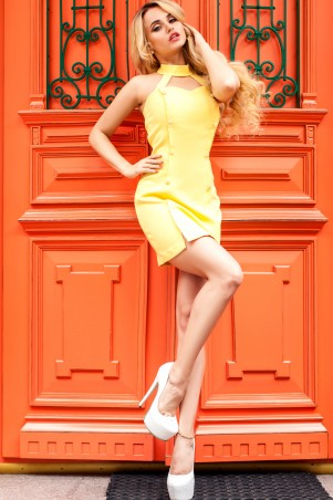Jadone Fashion: Платье Эльора М4 - главное фото