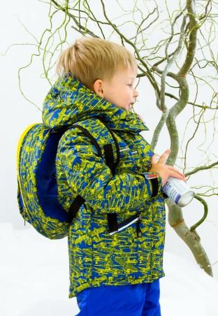 Be Easy: Зимний комплект на мальчика 2017RM-4 - главное фото