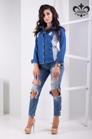Luzana: Рубашка Эдит - главное фото