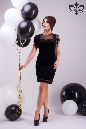 Luzana: Коктейльное Платье Карите - главное фото