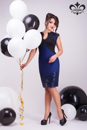Luzana: Коктейльное Платье Алиби - главное фото