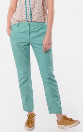 MR520 Women: Прямые брюки MR 203 2114 0216 Mint - главное фото