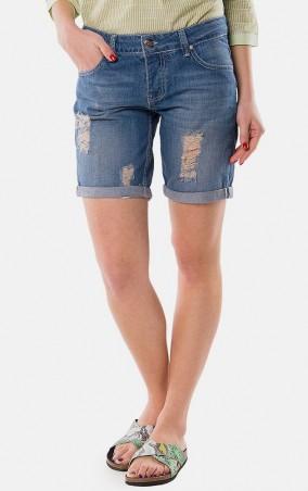 MR520 Women: Джинсовые шорты MR 230 2111 0216 Comfortable - главное фото