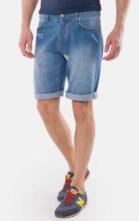 MR520 Men: Джинсовые шорты MR 130 1085 0216 Classic - главное фото