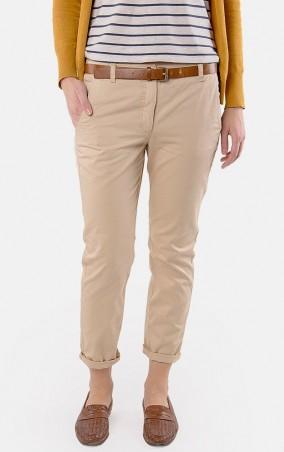 MR520 Women: Прямые брюки MR 203 2114 0216 Beige - главное фото