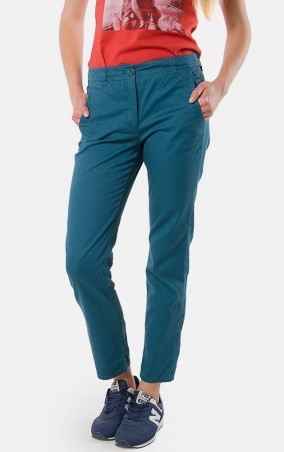 MR520 Women: Прямые брюки MR 203 2114 0216 Midnigth Green - главное фото